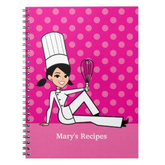 Culinary Girl Notebook