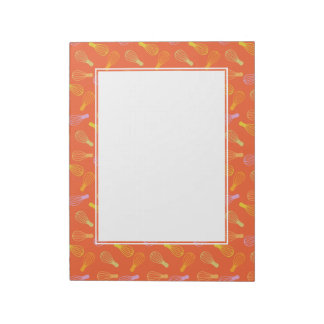 Culinary Illustration Memo Notepads