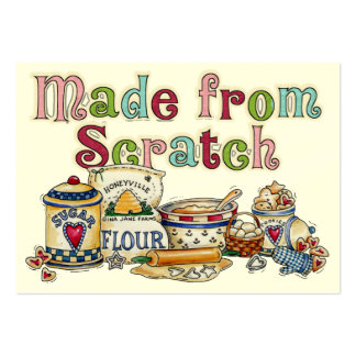 Culinary Kitchen Card - SRF Business Card