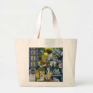 Culinary Large Tote Bag