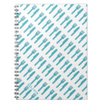 Culinary Recipe Chef's Journal Spiral Notebooks