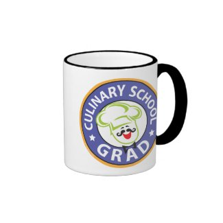 Culinary School Graduation Coffee Mug