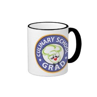 Culinary School Graduation Coffee Mug