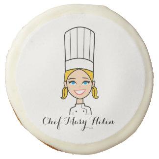 Culinary Teacher Personalized Custom Cookies
