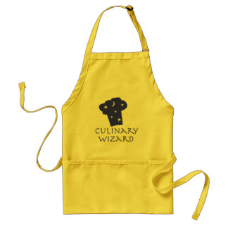 Culinary Wizard Adult Apron