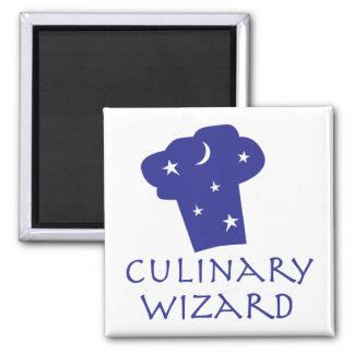 Culinary Wizard Fridge Magnet