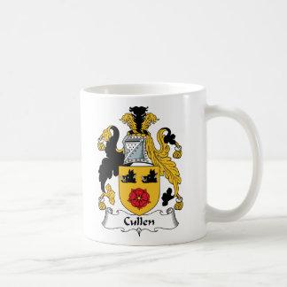Cullen Family Crest Classic White Coffee Mug