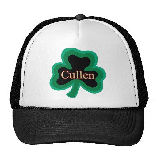 Cullen Family Trucker Hat
