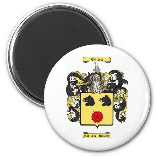 Cullen (scotland) 2 inch round magnet