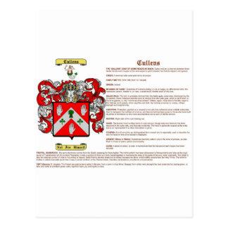 Cullens significado postales