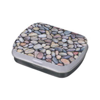 Cullodden Moor Pebbles Jelly Belly Candy Tins