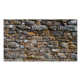 Culloden Battlefield Wall Double-Sided Standard Business Cards (Pack Of 100)