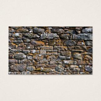 Culloden Battlefield Wall Business Card