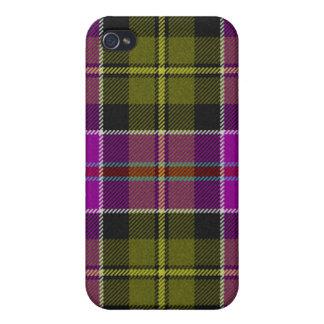 Culloden Tartan Scotish iPhone 4 Case