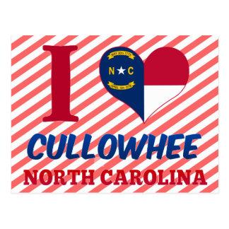 Cullowhee, North Carolina Postcard