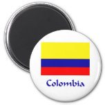 Culombia Flag Magnet