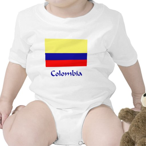 Culombia Flag Shirts