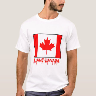 Culpa Canadá Playera