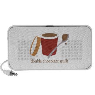 culpabilidad cream_double del chocolate del hielo notebook altavoces