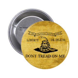 Culpeper Dont Tread On Me Buttons Buttons