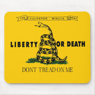 CULPEPER FLAG MOUSE PAD