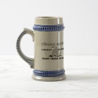 Culpeper  Minutemen Flag Coffee Mugs