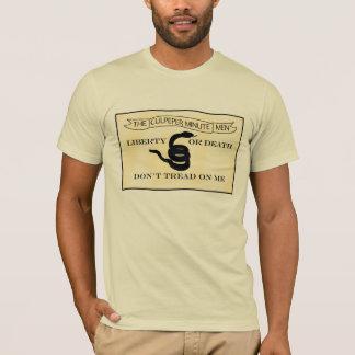Culpeper Minutemen Flag T-Shirt