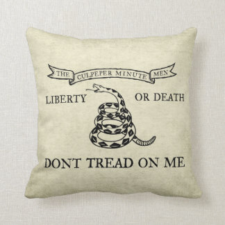 Culpeper Minutemen Pillows