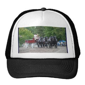 culpeper va draft horse show in sept 2009 trucker hat
