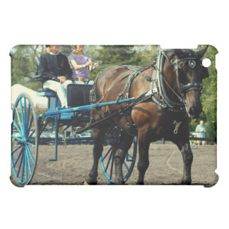 culpeper va draft horse show iPad mini cover