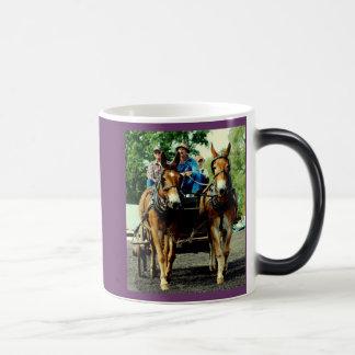 culpeper va draft horse show mug