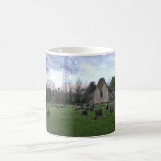 Culross West Kirk: Outlander Film Location in Fife Classic White Coffee Mug