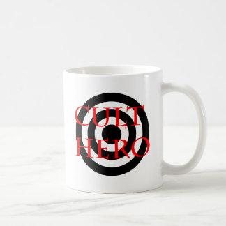 Cult Hero in Red Coffee Mug