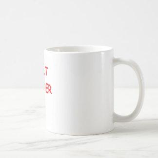 cult leader classic white coffee mug