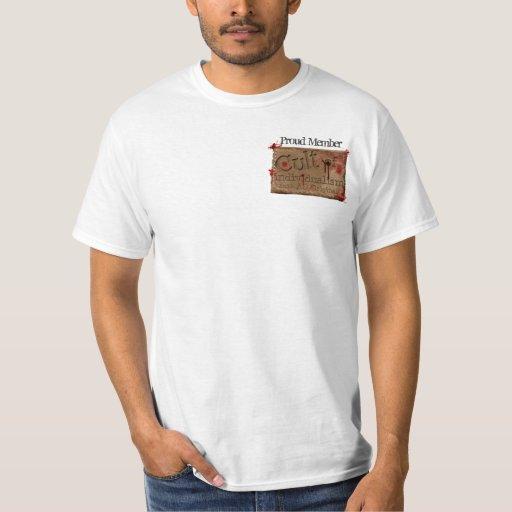 Cult of Individualism Custom Shirt