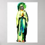 Cult Of Santa Muerte Print