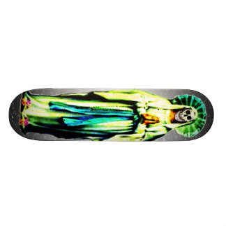 Cult Of Santa Muerte Skateboard