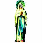 "Cult Of Santa Muerte Statuette<br><div class=""desc""></div>"