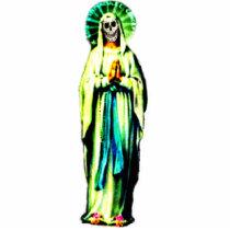 Cult Of Santa Muerte Statuette