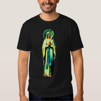 Cult Of Santa Muerte Tee Shirt