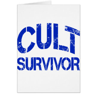 Cult Survivor Card