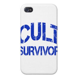 Cult Survivor iPhone 4/4S Covers