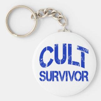 Cult Survivor Key Chains