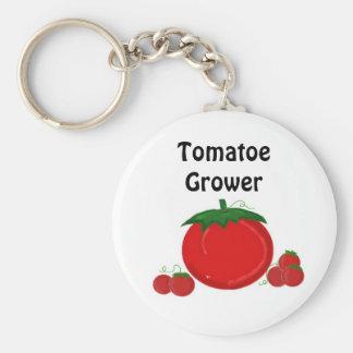Cultivador de Tomatoe Llavero Redondo Tipo Pin