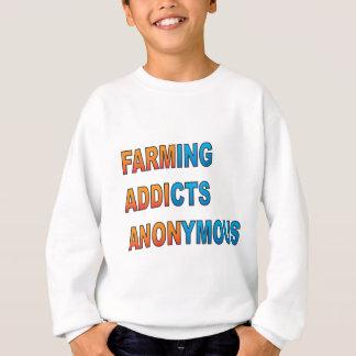 Cultivando a los adictos anónimos remeras