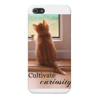 Cultivate Curiosity matte iphone case