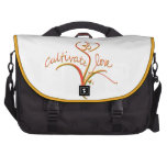 Cultivate Love – Om is Where the Heart is… Bags For Laptop