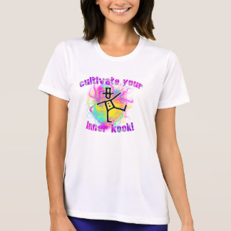 Cultivate Your Inner Kook Ladies T-Shirt
