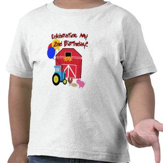 Cultive las 2das camisetas y regalos del cumpleaño