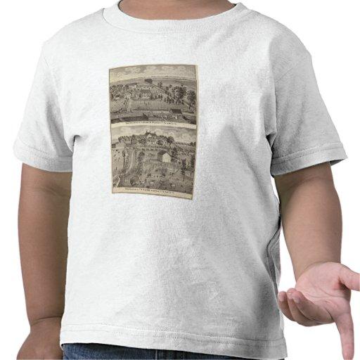 Cultive las residencias de la HB Kay y YA Glenn Camiseta
